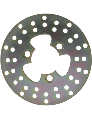 Brake Rotor D-Series Offroad Solid Round EBC MD6006D