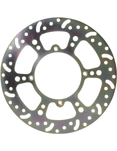Brake Rotor D-Series Offroad Solid Round EBC MD6015D