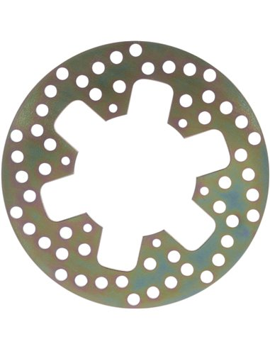 Brake Rotor D-Series Offroad Solid Round EBC MD6024D
