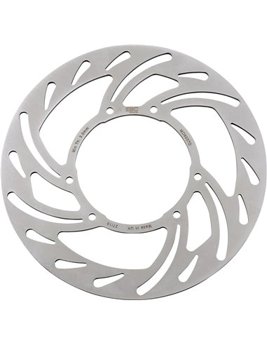 Brake Rotor D-Series Offroad Solid Round EBC MD6037D