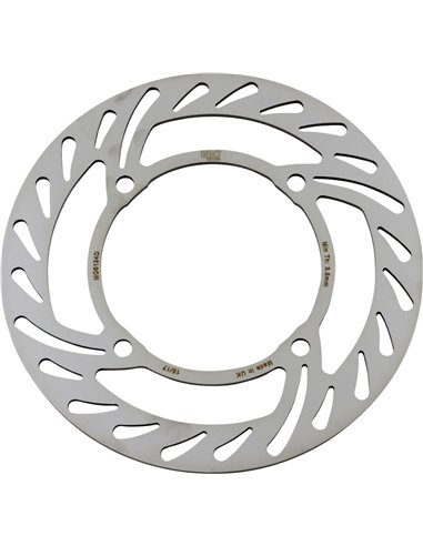 Brake Rotor D-Series Offroad Solid Round EBC MD6124D