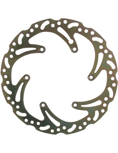 Brake Rotor D-Series Offroad Solid Round EBC MD6190D