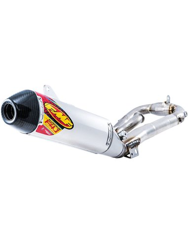 Factory 4.1 Rct + Megabomb System Aluminum & Stainless Steel Natural Yamaha FMF 044430