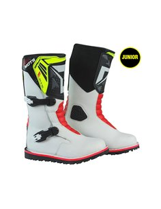 Bottes Trial MOTS ZONA JUNIOR blanc taille 34