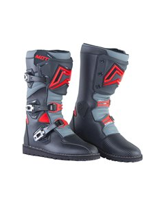 Bottes Trial MOTS ZONA2 anthracite taille 40