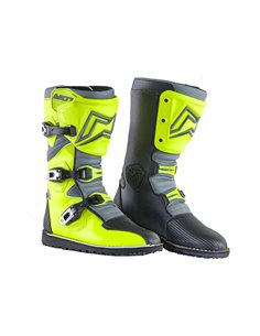 Bottes Trial MOTS ZONA2 Fluo taille 40