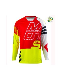 Jersey MOTS Junior red M (8 years)