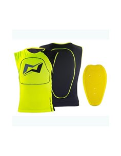 JUNIOR MOTS SKIN Vest with Back Protection Included size S/M 6-8 years