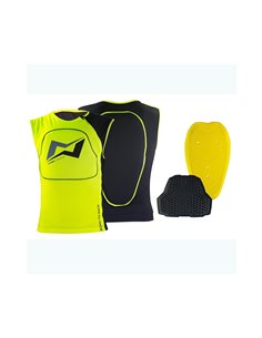 JUNIOR MOTS SKIN Vest Back / Chest Protection Included size L/XL (10/12