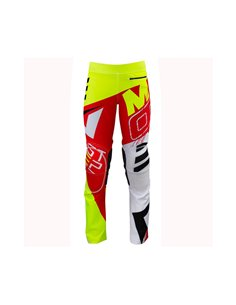 Pants trials MOTS Junior red M/8 years