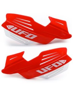 Replacement plastic for Vulcan handguards Crf-Red handguards UFO-Plast PM01651-070