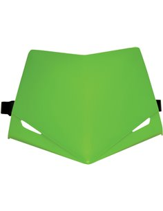 Stealth Headlight Top for High End Kx-Green UFO-Plast PF01713-026