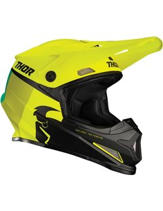 Capacete motocross THOR Sector Racer Ac / Lm 4X 0110-6732