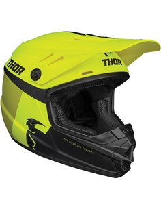 Capacete THOR Kids Motocross Sector Racer Ac / Lm Md 0111-1342