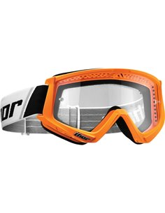 THOR Goggle Combat Youth Flo Org 2601-2370