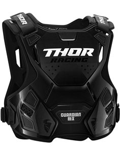 THOR Youth Guardian Mx Roost Deflector Black 2Xs/Xs 2701-0860