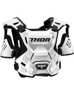 THOR Guardian S20 Youth Wht 2Xs/Xs 2701-0966