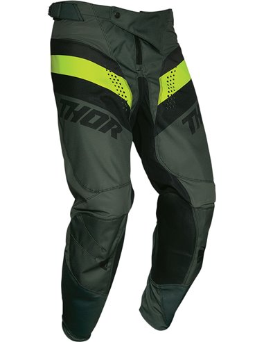 THOR Pant Pulse Racer Army 34 2901-8917