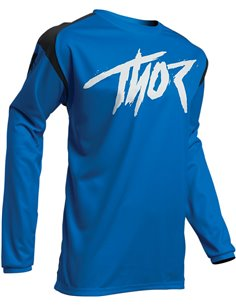 Thor S20 Sector Link Bl 3X Camisola motocross 2910-5367