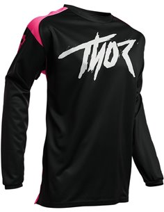 Maillot Motocross Thor S20 Sector Link Pk Lg 2910-5392