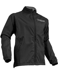 THOR Pack S9 Offroad Jacket Black/Charcoal Large 2920-0533