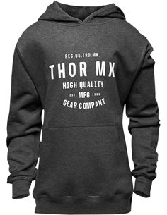 THOR Girl Hoodie Craft Po Ch Md 3052-0608