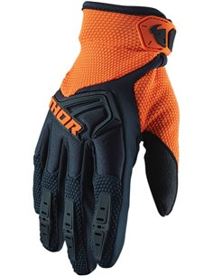 THOR Glove S20 Youth Spectrum Mn/Or Xs 3332-1467