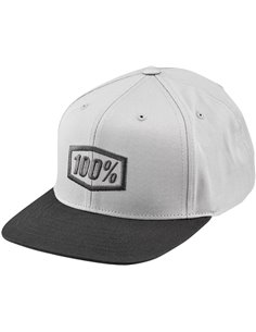 100 % Hat Youth Essential Snap Ch 20015-052-00