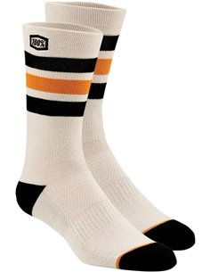 Calcetines 100 % Stripes Gris Sm/Md 24020-021-17