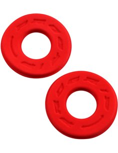 Donuts Anti-ampoules 5002 Rouge PRO GRIP PA5002RO