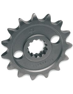 Front drive sprocket JTF253.17 17 teeth 420 PITCH NATURAL STEEL