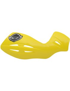 UFO UNIVERSAL GRAVITY HANDGUARDS YELLOW OUTLET