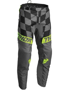 PANT Thor-MX 2022 SECTOR YOUTH BIRDROCK GY/AC 24 2903-2004