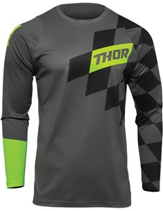 JERSEY Thor-MX 2022 SECTOR YOUTH BIRDROCK GY/A LG 2912-2007