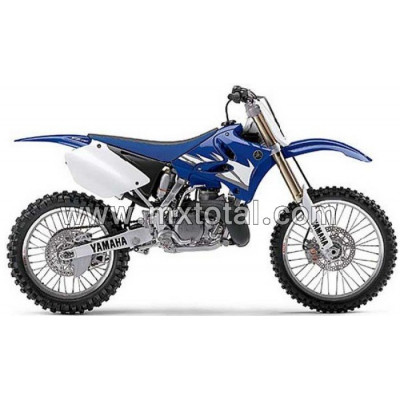Parts for Yamaha YZ 250 2005 motocross bike