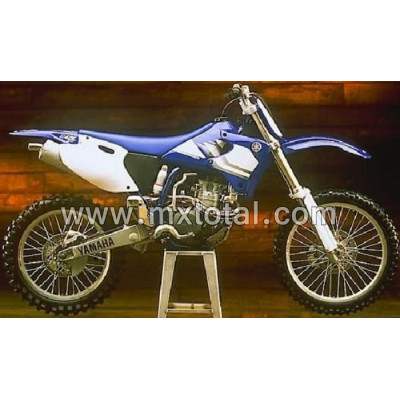 Parts for Yamaha YZF 426 2000 motocross bike