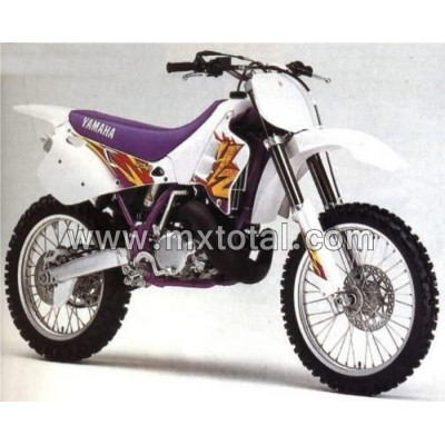Parts for Yamaha YZ 250 1995 motocross bike